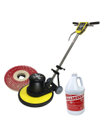 "JL Multi-function 17"" Floor Buffer"